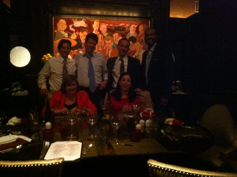 NY reunion Oct 2012