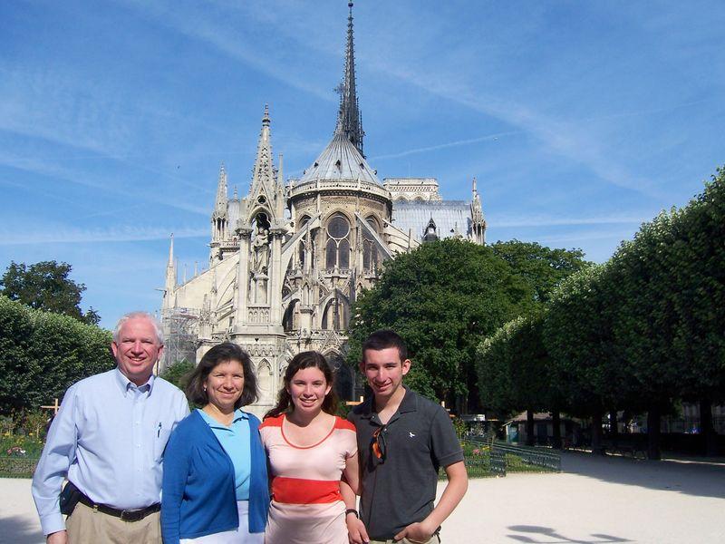 Eastmans in Paris 2012